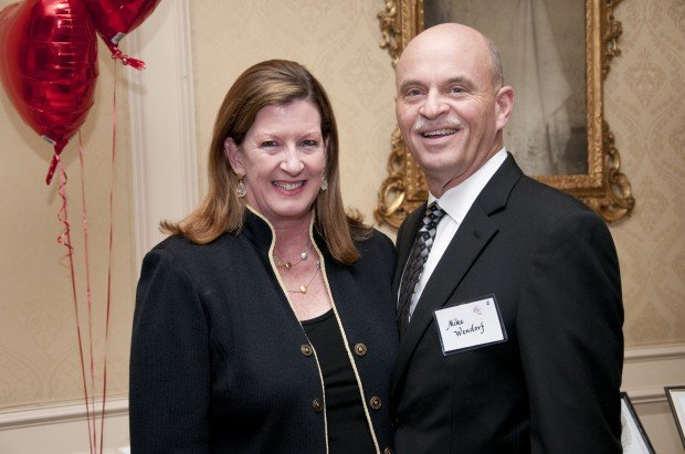 Virginia McDowell, Michael Wendorf