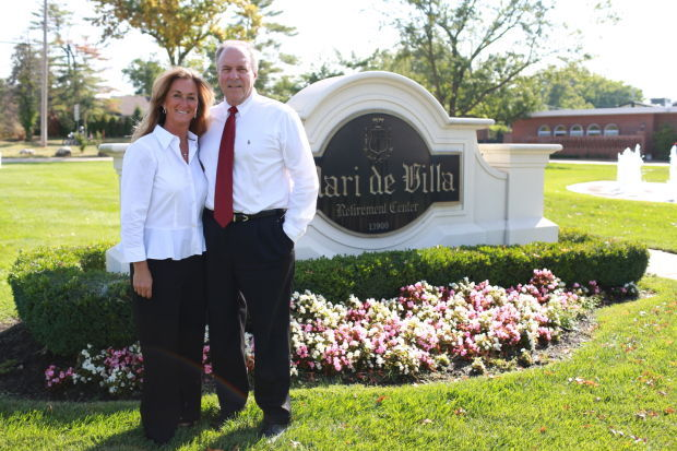 Fred and Mary Kay Wiesehan of Mari de Villa.