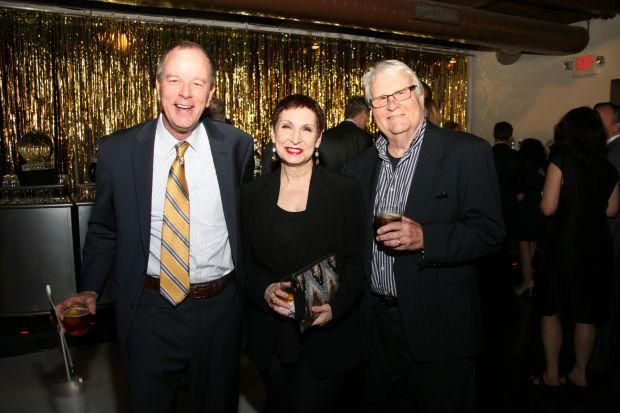 Mark Botterman, Roseann Weiss, Harper Barnes