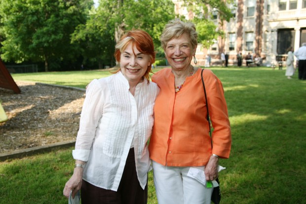 Fran Vinnacombe, Joyce Armstrong
