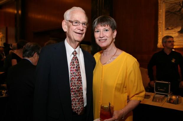 Brian Mills, Carla Gordon