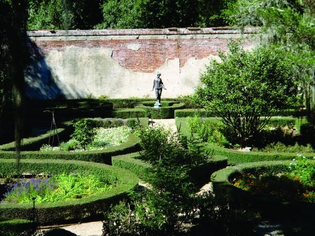 Rosedown Plantation SHS_Eves Garden
