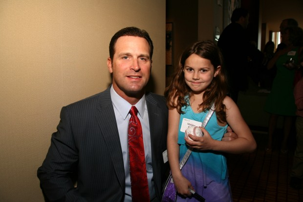 Mike Matheny, Morgan Riley