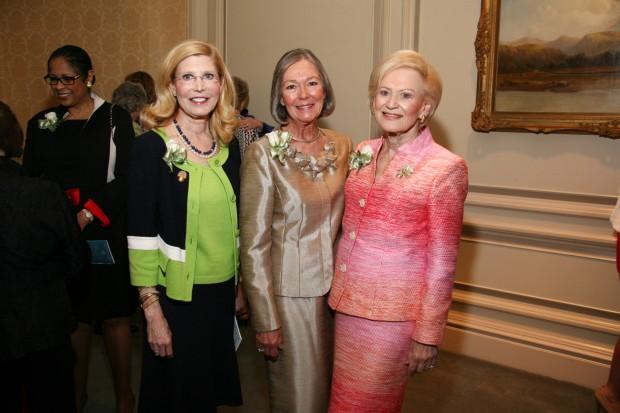 Nanci Bobrow, Carol Voss, Joan Quicksilver