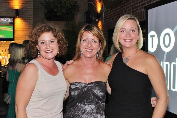 Dianne Dunning-Gill, Rosemary Hanley, Karen Karsten