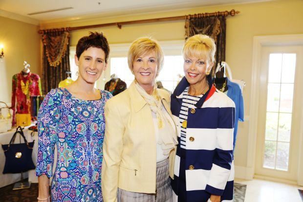 Dawn Gilbertson, Cheri Fromm, Debbie Bentele