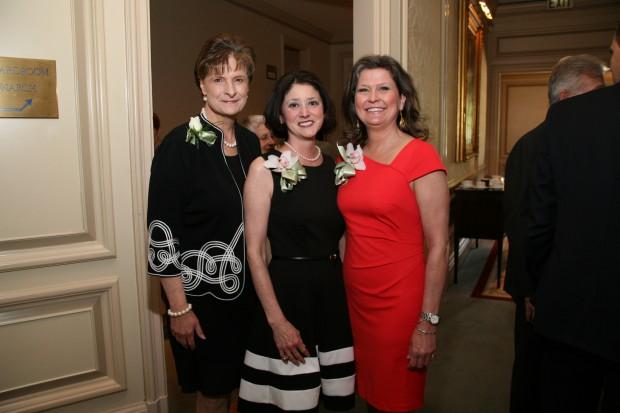 Debra Hollingsworth, Veronica McDonnell, Marian Nunn