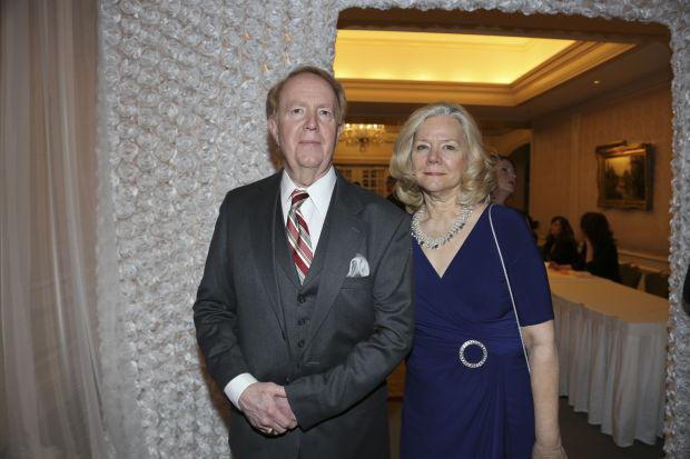 Dennis and Ellen Riggs