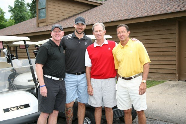 Rob Rubbelke, Chris Carpenter, Whity Meyer, Greg Twardowski
