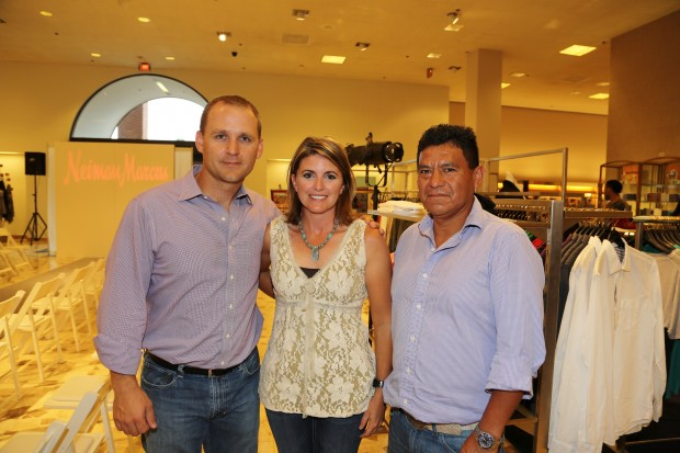 Justin and Ida Baisch, Victor Moreno