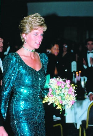 DIANA DIAMOND BALL