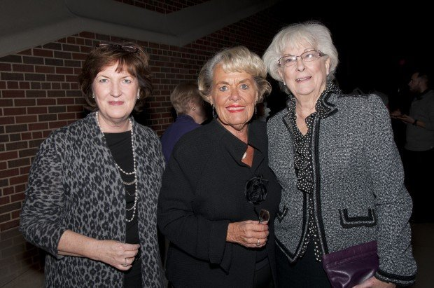Lisa Boyce, Sandy Buschmann, Janet Carver