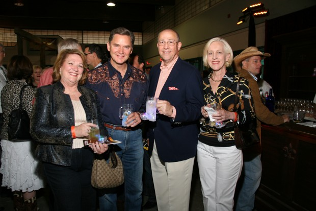 Stacey and Jim Weddle, Dr. Tim and Kim Eberlein