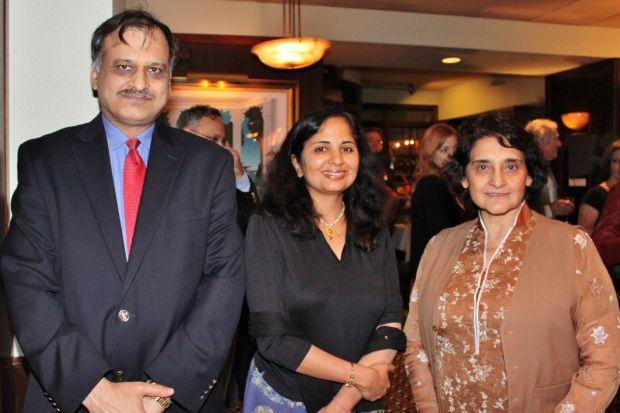 Dr. Alok Kaytal, Charu Kaytal, Gul Shah