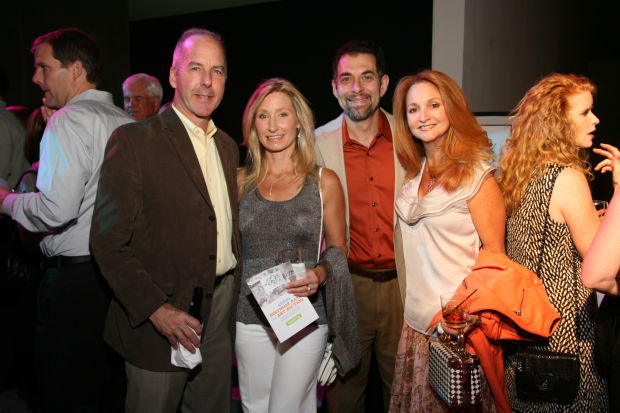 Chris and Lisa Malone, David and Sheri Levy