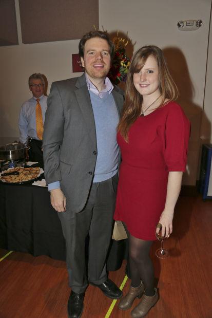 Nicholas Goedert, Christine Ford
