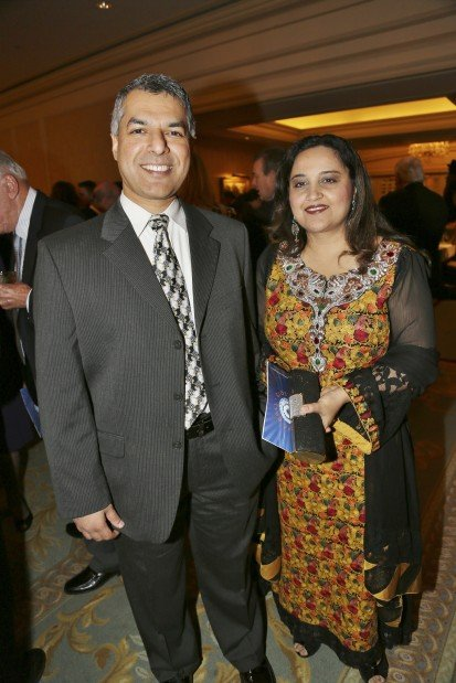 Drs. Mujtaba and Erum Qazi