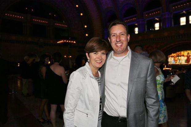 Crystal and Steve O'Loughlin