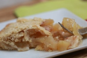 Helen's Apple Pie