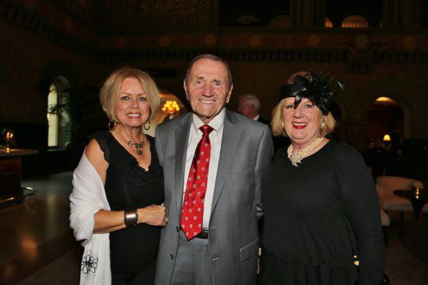 Jane and Orville Middendorf, Susan Block