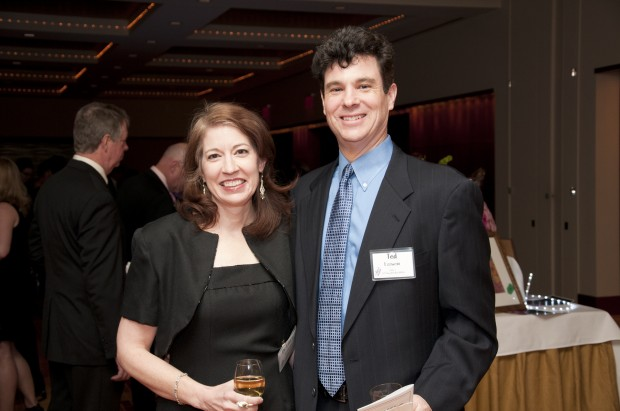 Dr. Laura and Ted Esswein