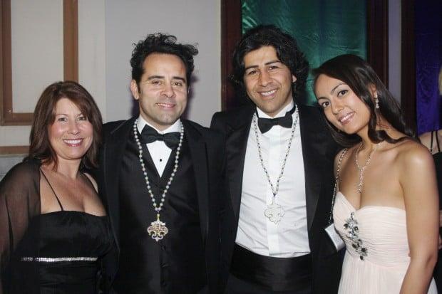 Beverly and Marco Fogliani, Mohlsen Ibrahim, Gemma Fraterrigo
