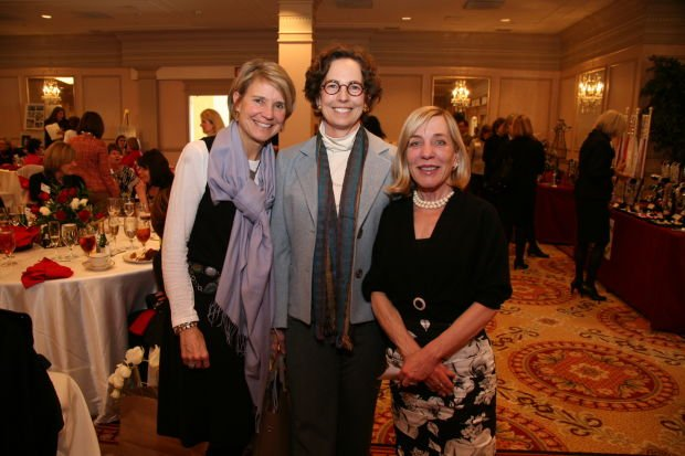 Christy Schlafly, Sally Cohn, Genie Guillams