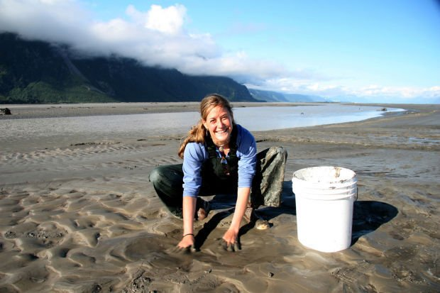 Alaska Glacial Mud Lauren Padawer