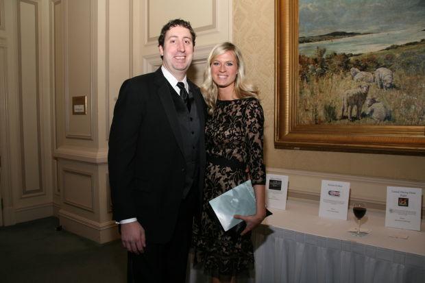 Pete and Katie Richardson