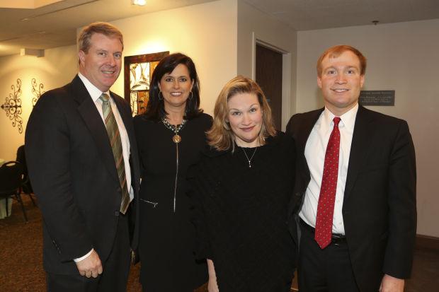 Al and Sandy Koller, Monica Neidorff, Peter Neidorff