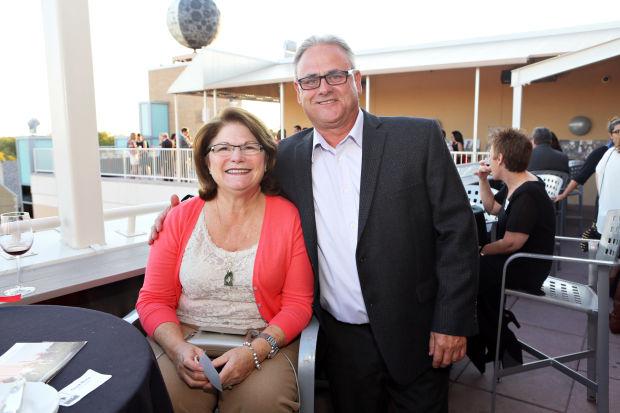 Sue and Chuck Martin