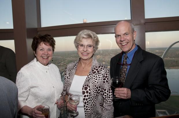 Betty Preis, Pam Fichter, Michael Preis