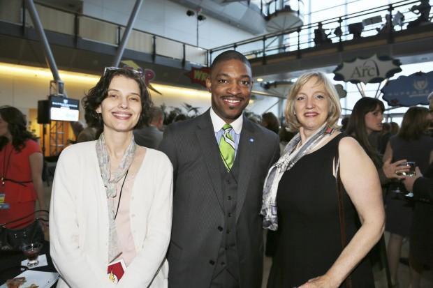Beth Noonan, Starsky Wilson, Elizabeth George