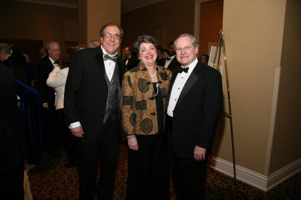 Dan Glazier, Susan and Judge Ray Price