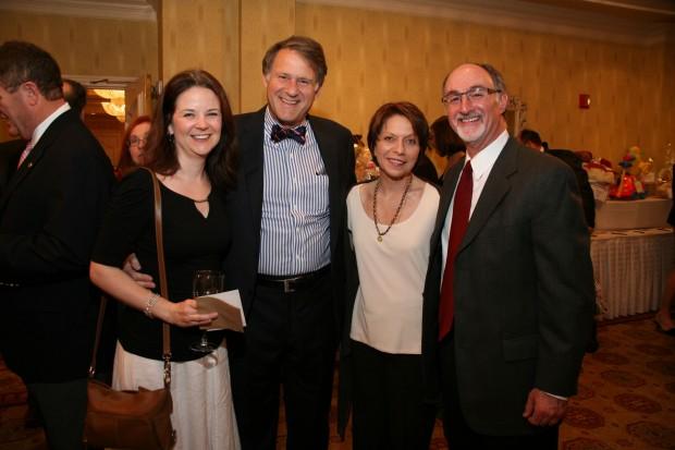 Stephanie Tucker, Steve Hamburg, Lynne Reiger, Bruce Levin
