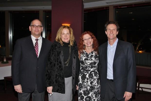 Rob Gropler, Louann Boyd, Donna Farmer, Craig Boyd