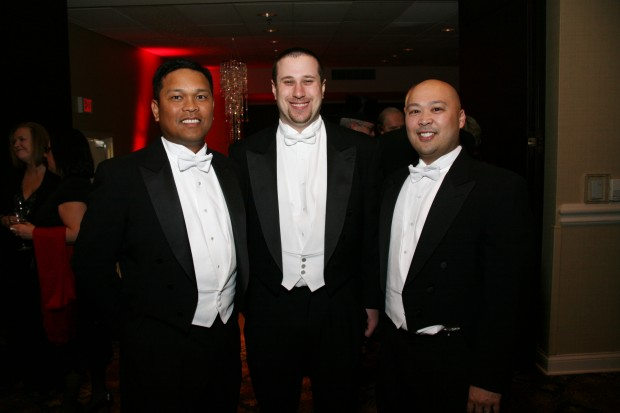 Tony Santos, Stuart Federman, Jay Perez