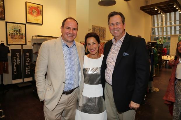 Stanley Browne, Susan Sherman, Tim Hand