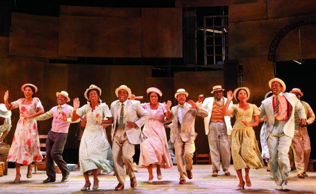Porgy and Bess New York