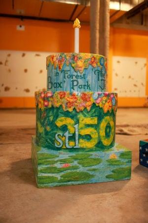 stl250 Cake The Jewel Box