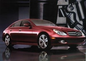 Test Drive: Luxury Sedans