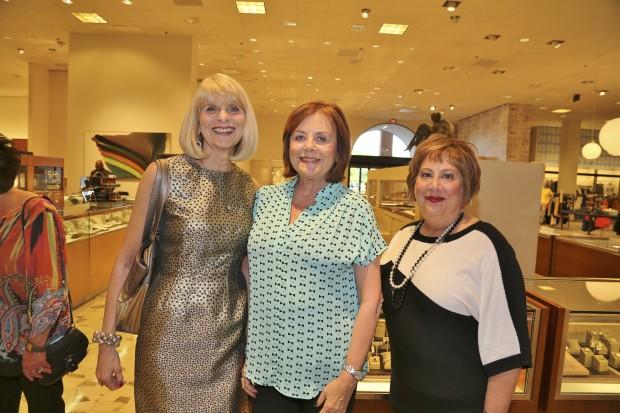 Andrea Lenzen, Diana Lerman, Susan Moss