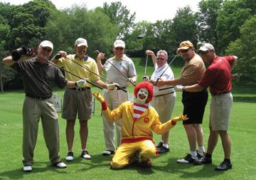 Charitable Golf Tournaments