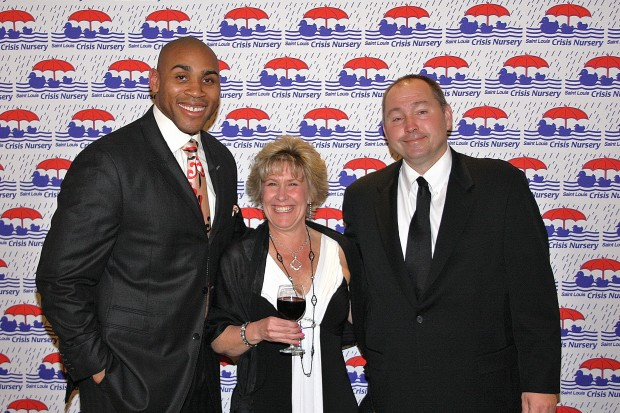 Cedric Cobb, Linda Wulf, Bill Couch