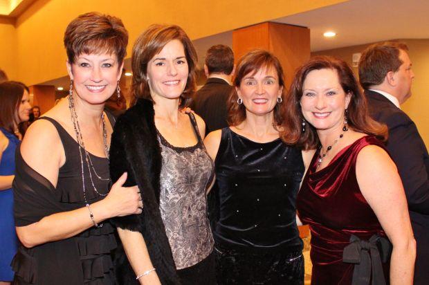 Kathy Cordova, Sarah Dow, Melanie Guard, Sue Duval