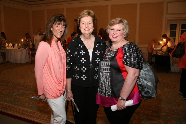 Polly Hartman, Charlotte Hartman, Ann Jones