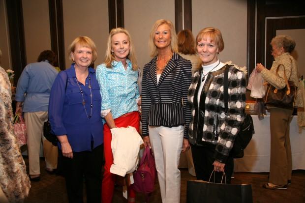 Linda Piedmont, Becky Rehder, Lisa Bertolino, Jo Ann Simpson