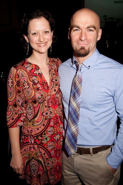 Cristina and Patrick Cousins