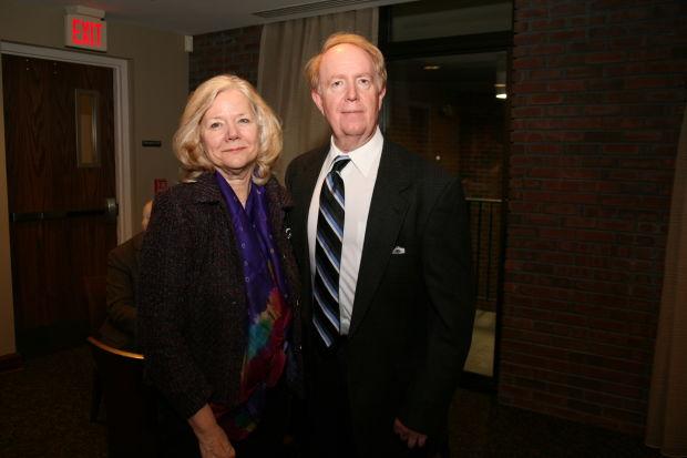 Ellen and Dennis Riggs