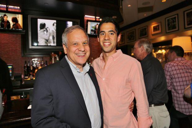 Frank and Greg Viverito